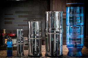 Berkey® Water Purification Systems: Rethink What You Drink Kitchener / Waterloo Kitchener Area image 1