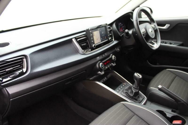 2019 Kia Rio 1.0 T GDi 118 GT-Line S 5dr Hatchback Petrol Manual