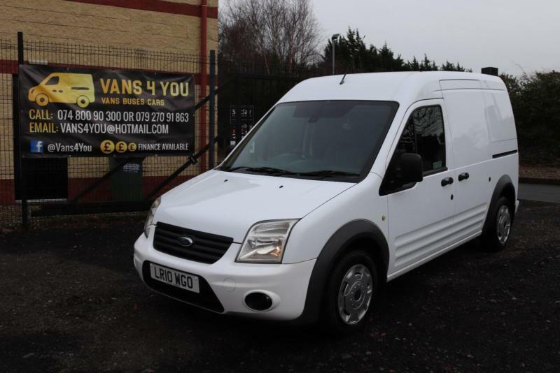 be94a8582d985a 2010 Ford Transit Connect 1.8TDCi ( 90PS ) T230 LWB Trend