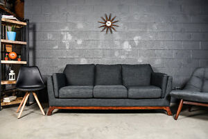 mid century sofas, modern sofas, sectional sofas, couch