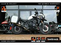 TRIUMPH TIGER EXPLORER 1215 2013 13 - FULL SERVICE HISTORY - 3 OWNERS - ABS