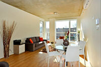 CONDO MODERNE ET LUMINEUX- OUTREMONT- 2CH