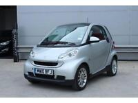 2010 Smart Fortwo 1.0 MHD Passion 2dr