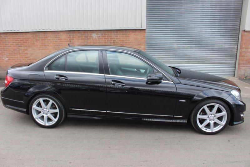 Mercedes C250 CDI BLUEEFFICIENCY SPORT