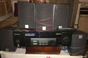 Kenwood Surround sound