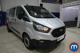 2020 Ford Transit Custom 2.0 EcoBlue 130ps Low Roof Leader Van Van Diesel Manual