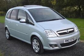 Vauxhall/Opel Meriva 1.4i 16v ( a/c ) 2009MY Design