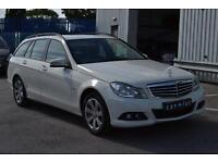 2012 Mercedes-Benz C Class 2.1 C220 CDI BlueEFFICIENCY SE Edition 125 5dr
