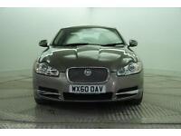 2010 Jaguar XF 3.0 V6 PREMIUM LUXURY 4d AUTO 240 BHP Diesel grey Automatic