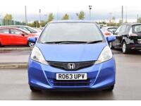 2013 HONDA JAZZ Honda Jazz 1.4 ES Plus 5dr