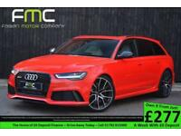 2016 Audi RS6 Avant Performance Edition 4.0 TFSI Avant Tiptronic Quattro Plus