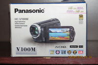 Camera Video Panasonic HC-V100M