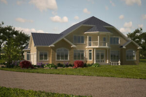 Executive New Build in Bedford!