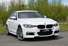 BMW 320 2.0TD ( 184bhp ) 4X4 ( s/s ) Auto 2014MY d xDrive M Sport