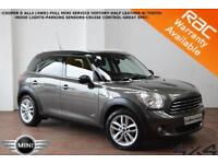 2012 Mini Countryman Cooper D ALL4-FULL MINI SERVICE HISTORY-CRUISE-B/TOOTH-4X4