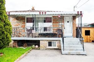 3 BRm Semi-detached bunglow with 3 BRm basement with sep. Ent.