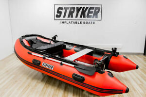 Inflatable 10.5' Stryker boat