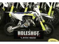 HUSQVARNA TC 50 2021 MOTOCROSS BIKE BRAND NEW