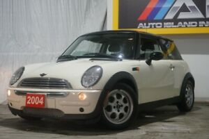 2004 MINI Cooper Hardtop 2dr Cpe,Sunroof,Leather,5 Speed
