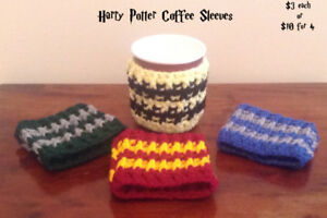 Harry Potter Coffee Cup Sleeves