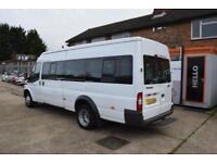 2013 Ford Transit Minibus 2.2TDCi 135 T430 EU5 RWD 430EL HDT Med Roof LWB