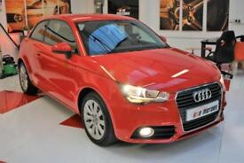 Audi A1 1.4 TFSI ( 122ps ) S Tronic 2012 Sport in Red