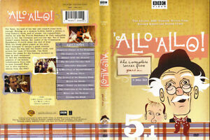 Allo Allo Series 5.1 (The hilarious British comedy show) West Island Greater Montréal image 1
