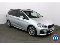 2019 BMW 2 Series 218i M Sport 5dr Step Auto Estate Petrol Automatic