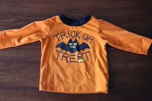 Children's Place 9-12 months long sleeve shirt