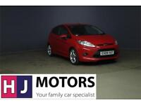 2009 Ford Fiesta 1.6 Zetec S Finance Available
