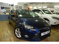 2012 Ford Focus 1.0 SCTi EcoBoost Zetec 5 Doors / FINANCE / HPI CLEAR / 2 KEYS