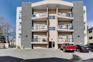 Condo living minutes from the heart of Downtown Edmonton!