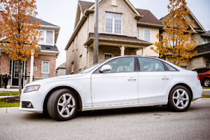 2009 Audi A4  2.0 Turbo – SOLD for $5200