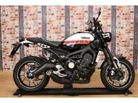 Yamaha XSR 900 ABS 60TH ANNIVERSARY EDITION, FSH