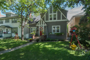 PRICED TO SELL 2-STOREY CHARACTER HOME IN RIVER HEIGHTS NORTH