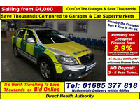 2011 - 61 - SKODA OCTAVIA SCOUT 2.0TDI CR 4X4 AUTO RAPID RESPONSE 5 DOOR ESTATE