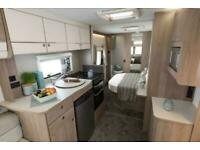 Brand New 2019 Compass Casita 554 Caravan - 4 Berth