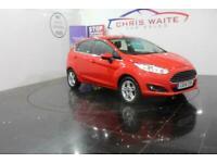 2014 Ford Fiesta ZETEC Hatchback Petrol Manual