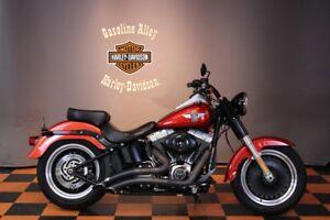 2013 Harley-Davidson ST - Fatboy Lo