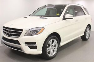 2014 Mercedes-Benz ML350 BlueTEC 4MATIC Regina Regina Area image 6