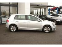 2014 Volkswagen Golf 1.6 TDI BlueMotion Hatchback 5dr