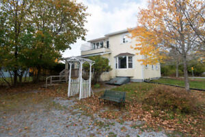 Charming Home in Rothesay 2 Minute Walk from the Beach