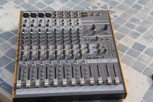 Console de mixage Tapco Mix260FX (Mackie, Soundcraft, Yamaha)