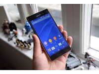 Sony Xperia Z3 unlocked boxed