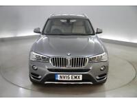 BMW X3 xDrive20d xLine 5dr Step Auto