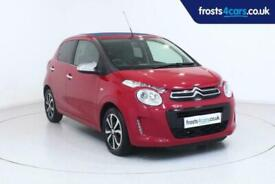 image for 2018 Citroen C1 Airscape 5dr 1.2i Puretech Flair A/C Powerfold Roof Bluetooth Re