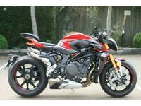 MV AGUSTA BRUTALE 1000RR IN RED 2020 (70) MV AGUSTA BRUTALE 1000 RR (MY20) RED