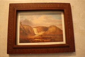 Montmorency Falls Picture Frame