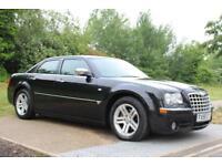 2006 Chrysler 300C 3.0CRD V6 AUTO, DIESEL, LOW MILEAGE, 2 KEYS, XENON LIGHTS