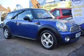 GOOD CREDIT CAR FINANCE AVAILABLE 2008 08 Mini Cooper Clubman 1.6